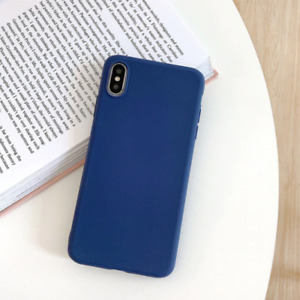 FLYKYLIN Silicon Solid Color Case For Huawei P40 P30 Mate 20 30 Lite Pro Honor 1