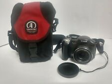 Canon PowerShot S3 IS 6.0MP Digital Camera  w/ Carry Case - Good Working - NICE