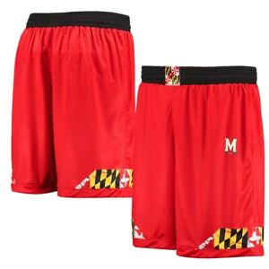 Maryland Terrapins Lacrosse Shorts 2XL XXL Under Armour Terps Red NEW