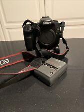 Canon Eos 40D 10.1Mp Digital Slr Camera and Bg-E2N Vertical Grip/Battery - Black