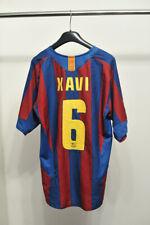 Barcelona Barca Home football shirt 2005 - 2006 #6 Xavi size M