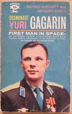 Cosmonaut YURI GAGARIN First Man in Space by Wilfred Burchett (Panther 1961)