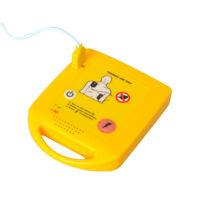 Mini AED Trainer XFT-D0009 First Aid Train Device Training Machine Pads French