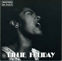 Billie Holiday - Masters Of Jazz CD NEW
