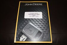 JOHN DEERE 350D 400D ARTICULATED DUMP TRUCK REPAIR SERVICE MANUAL TM1941