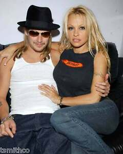Kid Rock Pamela Anderson 8x10 Photo 005