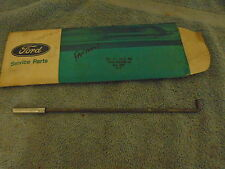 NOS FORD 1978 fairmont  door lock rod with knob 1 each