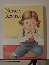 Board Bks.: Nursery Rhymes by Eloise Wilkin (1979, Board Book)