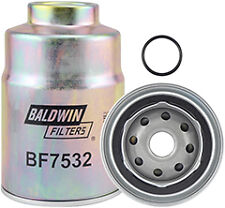Baldwin Filter BF7532, Fuel/Water Separator Spin-on with Threaded Port