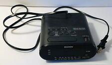 Sony Dream Machine AM/FM Clock Radio With Alarm ICF-C218