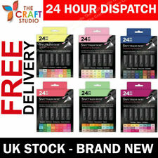 Spectrum Noir Full Range Professional Blendable Ink Alcohol Marker Pens Crafters