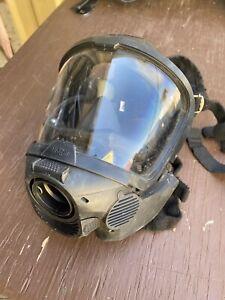 Drager FPS7000 sentinel 4500psi SCBA pack frame Mask Medium with HUD Voice AMP