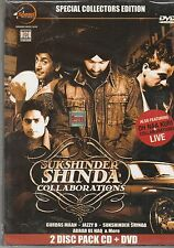 Sukshinder shinda Collaborations  [Punjabi Song  Dvd + 2 Cds]