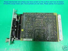 MULTITEST SIEMENS 6AR1300-0EC20-0AA0, SMP16-CPU035,sn:3177, Untested,Pro1