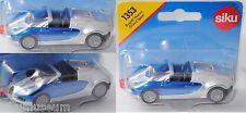 Siku Super 1353 Bugatti EB 16.4 Veyron Grand Sport ca. 1:55 OVP