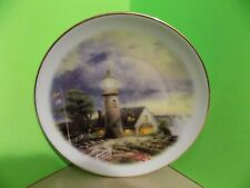 Thomas Kinkade A Light In The Storm Decorative Plate Teleflora gift