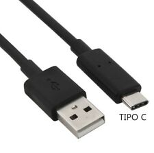 CABLE MICRO USB-C UNIVERSAL MÓVILES,TABLETS DE TIPO C 1m