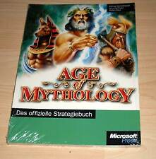 Age of Mythology - Das offizielle Strategiebuch ( Deutsch Lösungsbuch Berater )