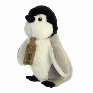 Penguin Soft Toy Recycled Aurora World Eco Nation 9.5 Inch