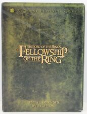 The Lord of the Rings The Fellowship of the Ring Special Edition DVD Platinum