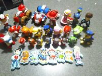 PAW PATROL 31 piece lot   ACTION FIGURES free shipping