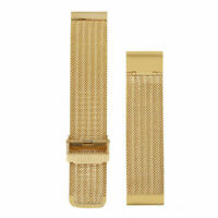 Mesh Stainless Steel Milanese Watch Band Link Bracelet Wrist Strap 18/20/22/24mm