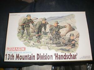 Dragon 13th Mountain Division Handschar #6067 1:35