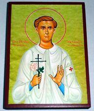 Hl.Alexander von München Neumärtyrer Schmorell Ikone Icon Ikona orthodox икона
