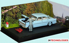 Altaya 5 Simca Trianon Blue 1/43 Scale Diarama New in Display Case Tracked48Post