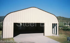 Durospan Steel 20x40x16 Metal Building Diy Home Kits Open Ends Factory Direct