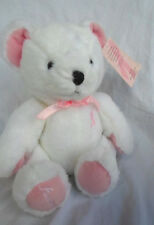 "A & E Group Awareness Breast Cancer Teddy Bear 9"" Plush Toy Stuffed Animal"
