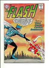 1960 DC Comics The Flash # 117 1st Captain Boomerang VG 4.0 Condition