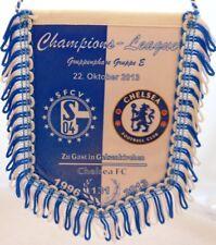 FC Schalke 04 + Wimpel Banner + Chelsea FC + Champions League 2013 + SFCV (6)