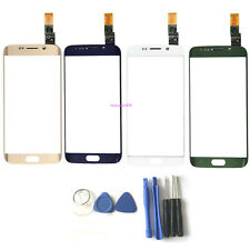 Touch Screen Glass Panel Digitizer For Samsung Galaxy S6 Edge G925 G925F+Tool