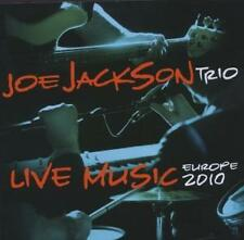 Joe Jackson Trio / Live Music Europe 2010 (NEU!)