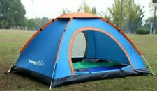TurnerMAX Outdoor Kangto 4 Person Easy Pop up Tent Camping Hiking Fishing