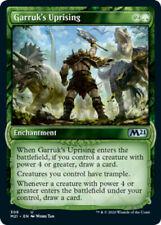 Garruk's Uprising NM M21 Showcase MTG Magic The Gathering Green English Card