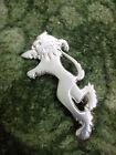 Men  s Lion Rampant Kilt Pin Silver Plated/Scottish lion rampant kilt pin/Kilt Pi