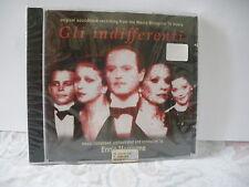 GLI INDIFFERENTI (TV MOVIE) - 1  CD - E. MORRICONE - (A66)