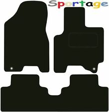 Kia Sportage Tailored Deluxe Quality Car Mats 2006-2010 4x4 Jeep