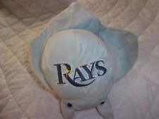 """Lubies 12"""" Tampa Bay Rays Baseball  Plush Soft Toy Stuffed Animal"""