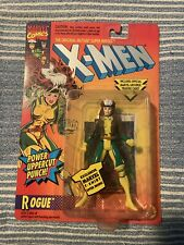 "Toy Biz X-Men Rogue 4"" Action Figure With Marvel Universe Trading Card - NEW"