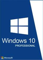 Microsoft Windows 10 Professional Product Key Vollversion 32/64 Bits Win 10 Pro