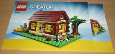LEGO CREATOR EDIFICI PER 5766, only instruction