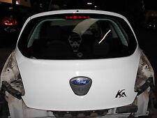 Ford KA 2 II RU8 Heckklappe mit Scheibe Kofferraumklappe Ford Ka RU8 F9 Weiß
