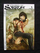 Swords of Sorrow #1 - Cover I - VF+/NM