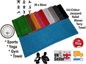 Sports,Gym,Yoga, Bike,Running Terry Towel / 100%Cotton Jacquard woven,Uni-Colour