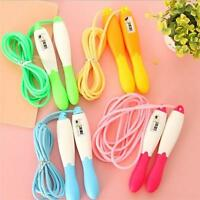 Practical Sport Exercise Skipping Jump Speed Rope Digital Counter Fitness Hot QP