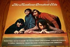 THE MONKEES GREATEST HITS LP 1972