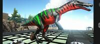 Ark Survival Evolved PVE Xbox One Baryonyx Clone